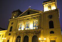 Macau Churches