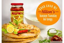 Nilon's Food Products / Nilons has a variety of deliciously mouth-watering pickles. Our product range has Mixed Pickle, Lime Pickle, Green Chilli Pickle and Sweet Mango Pickle etc.
