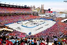NHL Winter classic / by HockeyShotStore