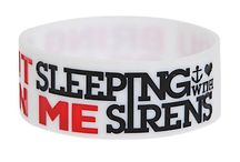 Merch Rubber Bracelet
