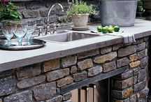 Outdoor Kitchens / Outdoor kitchens