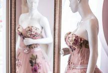 Spring Flowers Dress / MARGO Concept  Brasov - Romania - b-dul 15 Noiembrie, nr. 36 Tel.: 0040 744 912 740 margoconcept@yahoo.com