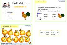 4.Klasse Deutsch