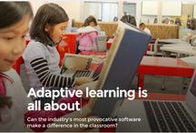 Adaptive Learning / Adaptive Learning is a popular edtech buzzword. Enthusiasts promise this technology has the ability to make educational experiences more personal, efficient and scalable… Yet, there's a big problem. There's very little clarity around what this technology does, doesn't do and how it actually works.  Can the industry's most provocative software make a difference in the classroom? We decided to find out.  https://www.edsurge.com/research/special-reports/adaptive-learning/