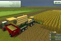 How does Farming Simulator 2013 mods keep you amused?