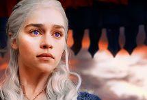 Daenerys Targaryen-Game of Thrones / play by:Emilia Clarke