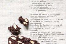 torte biscotti........