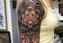 Tatuajes de medias mangas