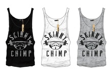 The Skinny Chimp Range / Strong wears skinny