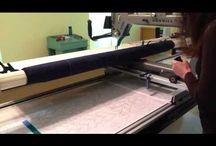 Machine quilting tutorials