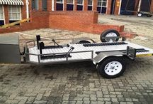 Our trailers / Here are a few of the great trailers we have on offer.
