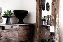 Mantle decor