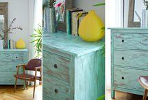 Muebles / Pintar
