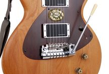Pawn shop guitar designs
