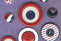 CRAFTS:  BUTTONS / by KELLY CARROLL