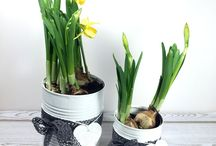 Frühling Basteln