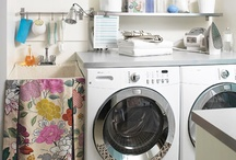 Beautiful Laundry Rooms / by Merideth Henry
