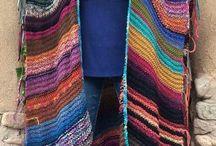 mantas y ponchos
