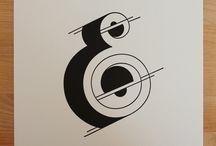 Ampersand. / by Rachel Moises