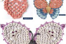 Бабочки, крылья