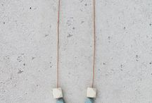 wooden necklaces / by Lee Anh Kim