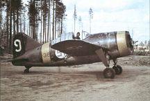 world war II planes / world war II gallery
