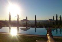 Vakanties / Het goede leven :-)