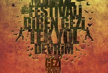 Cemre's Typographic Posters