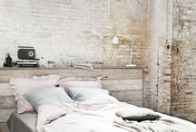 Bedroom / inspiration for a bedroon