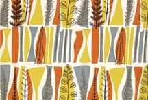 Print on Demand British Design Pattern / by V&A Shop