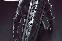Dark Souls & Bloodbourn