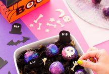 Storehouse Anniversary/ Halloween Party Inspo