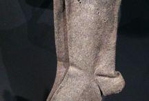 Men, Socks, 1850-1900