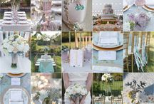 Style Sheets | Wedding Inspiration / Details set the tone for a wedding, pulling them together creates a cohesive them. These are style sheets I've put together from REAL WEDDINGS. ~enjoy~