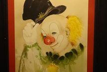 clowns jesters fools