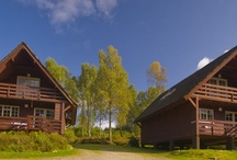 Woodland Lodges at Tomich Holidays Self Catering