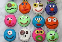 Cupcakes for kids (or kids at heart)