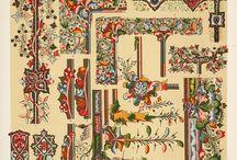 Рамки, узоры, орнамент_Frames, pattern, ornament