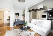 Apartment Living / by Emily Isacksen