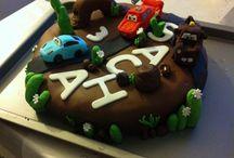 Mes gâteaux / mes créations maison....faites avec Amour...