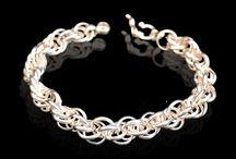 Zilveren Armbanden / Stijlvolle zilveren armbanden