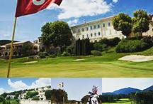 Stage et séjours Golf / Proposition de stages et séjours de golf