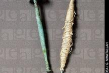 Wrzeciona metalowe / metal spindles
