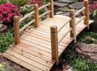 Bahçede Köprü