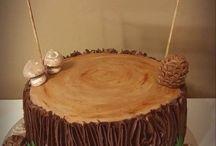 vadászos torták
