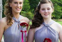 Bridesmaids floral