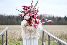 Arnikaflowers / My handmade and created bouquets