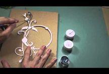@@ CHIPBOARD & METAL craft tutorials