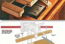 Woodworking -> Drill Press