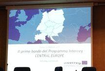 Infoday Torino - Central Europe 2014/2020 / Presentazione del primo bando 2015 del programma Interreg Central Europe